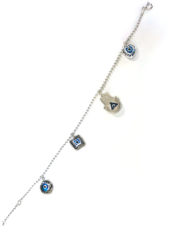 Beads Chain Ankle Bracelet