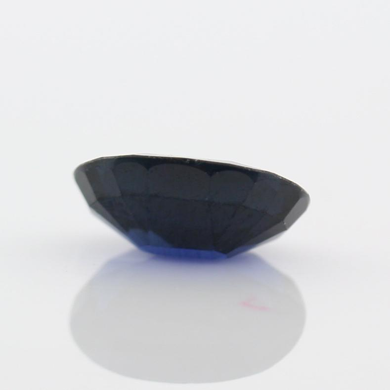 1.97 carat Oval Blue Sapphire Certified 7.0 x 9.0 mm - Thenetjeweler