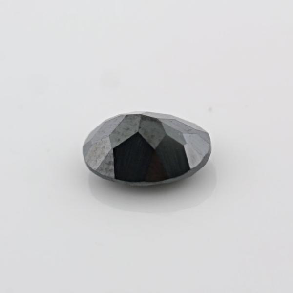 3.02 carat Oval Black Diamond Loose Gemstone - Thenetjeweler