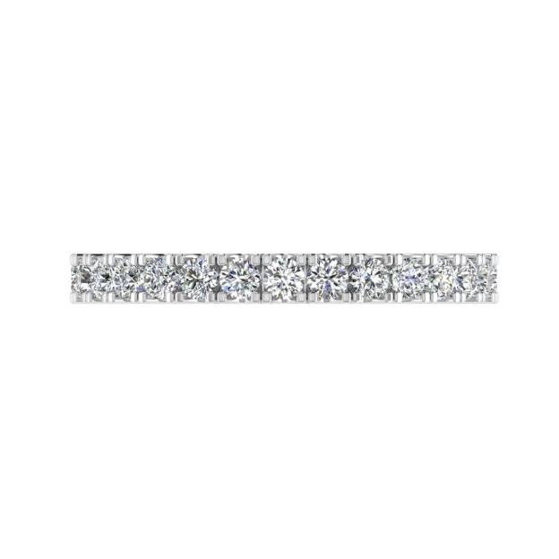 All Round Diamond Eternity Ring (1.16 carat tw) - Thenetjeweler