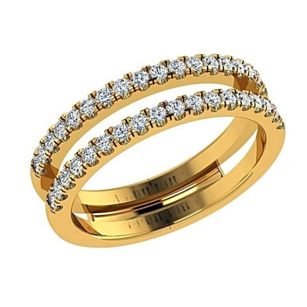 Diamond Enhancer Ring Guard - Thenetjeweler