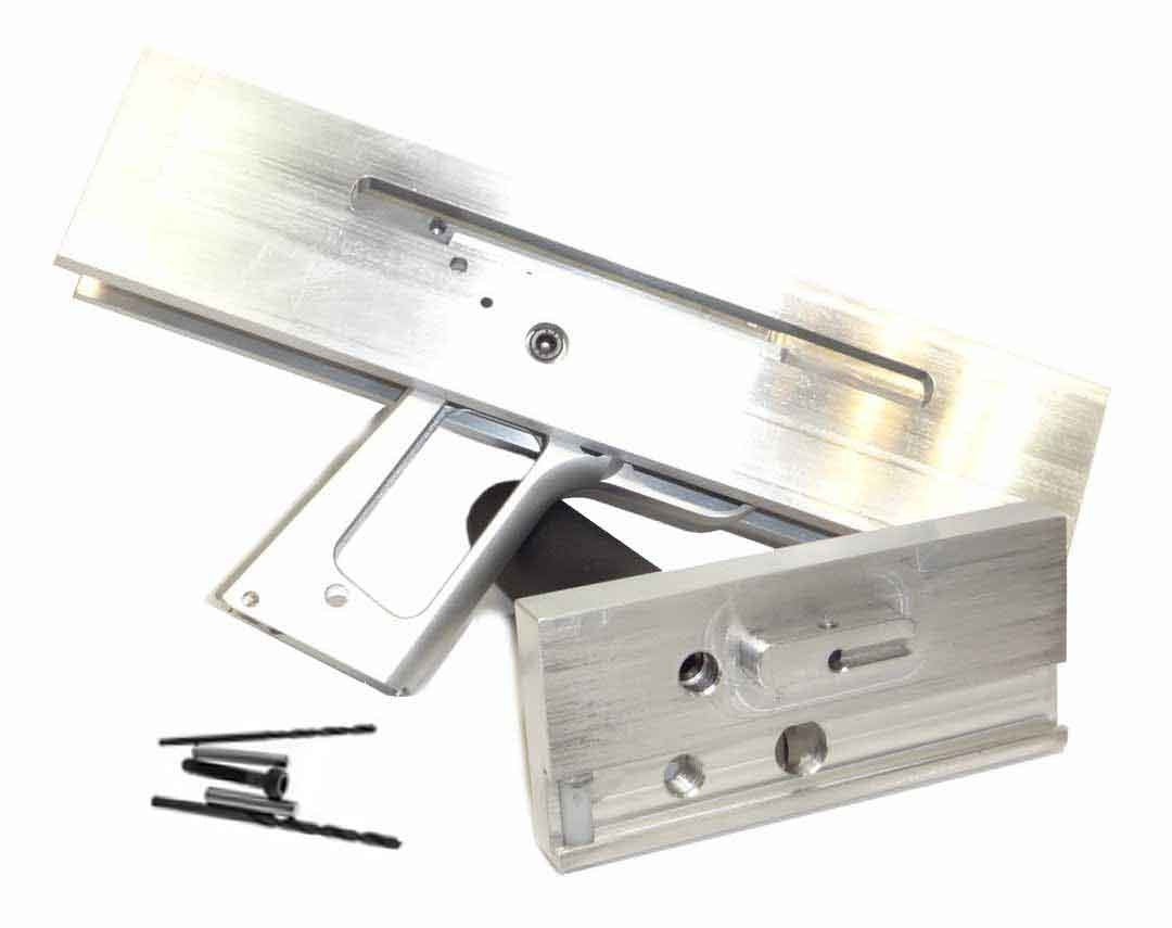 45 Government 5 Quot Tactical Bead Blasted 1911 80 Frame