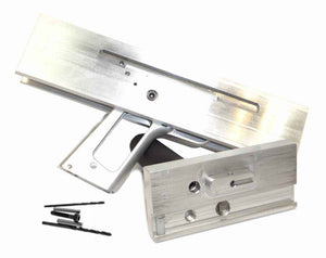 "9 / Commander 4.25"" Tactical  / Bead Blasted 1911 80% Frame & Jig Bundle"