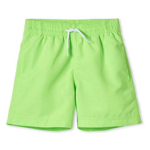 Board Shorts in Neon Green