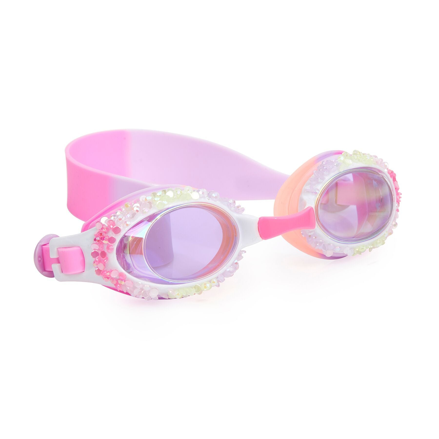 Goggles Spumoni in Popsicle Pink - Fits 3y and up