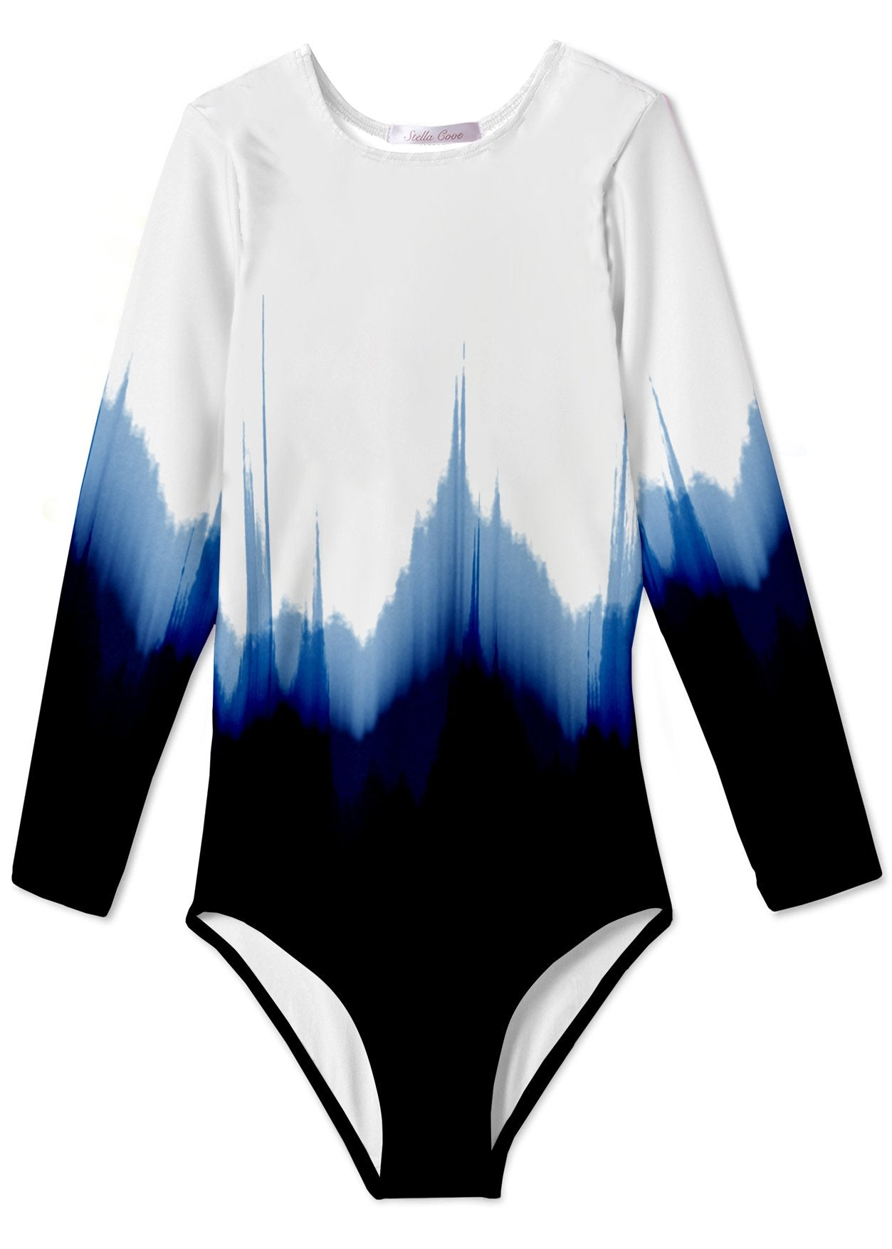 Dipped Long Sleeve Rash guard Set