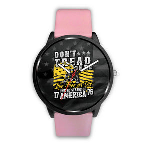 Don't Tread Watch - RightReality™