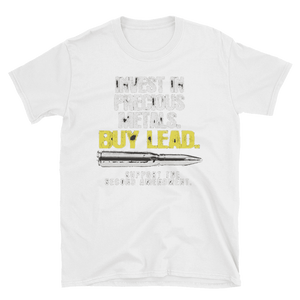 """BUY LEAD"" Tee - rightreality"