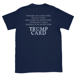 """Trump Card"" Tee - rightreality"
