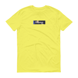 """Finger"" Box Logo Shirt - rightreality"