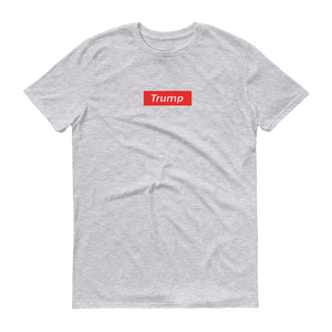 "Trump Red ""Box Logo"" Tee - rightreality"