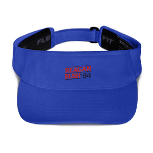 """Reagan Bush 84"" Visor - rightreality"
