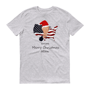 """Merry Christmas Again"" Tee - RightReality™"