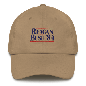 """REAGAN BUSH 84"" Hat - rightreality"