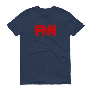 """FNN"" Fake News Network Tee - RightReality™"