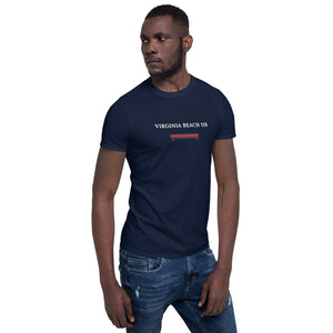 Virginia Beach Navy T-Shirt