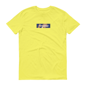 """Hands"" Box Logo Tee - RightReality™"