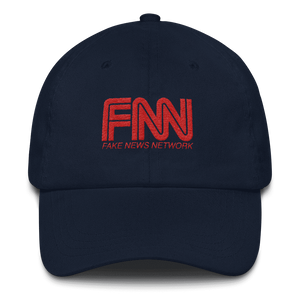 """Fake News Network"" Dad hat - RightReality™"