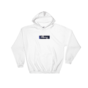 """The Finger"" Box Logo Sweatshirt - rightreality"