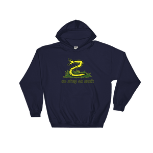 """No Step on Snek"" Sweatshirt - rightreality"
