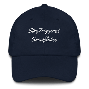 """Stay Triggered"" Hat - rightreality"