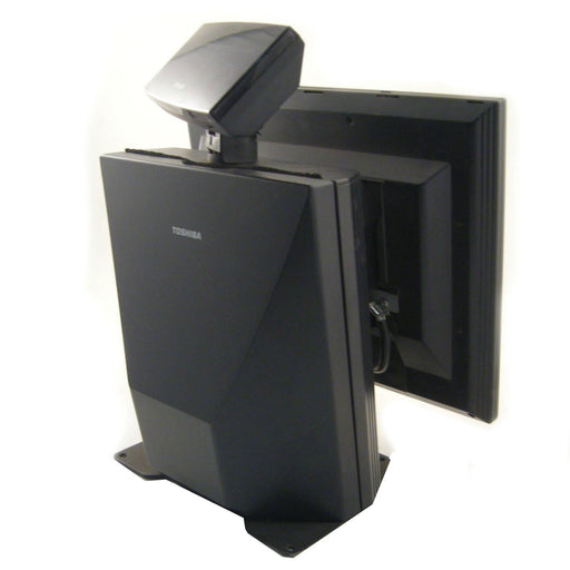 "Toshiba ST-A10 15"" EPOS Terminal (Black - 160GB HDD, 1GB RAM) USED With Customer Display"