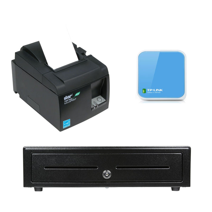 Star TSP143III Standalone Wireless MPoS Station