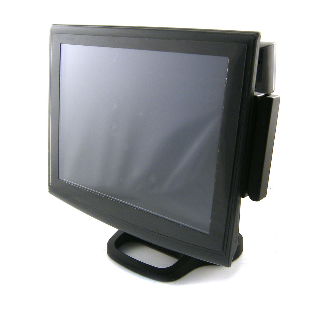 "FEC RP-3215C 15"" All-In-One PoS Terminal (Black - W/ PSU & MSR - XP COA) USED [Atom, 2GB, 160GB]"