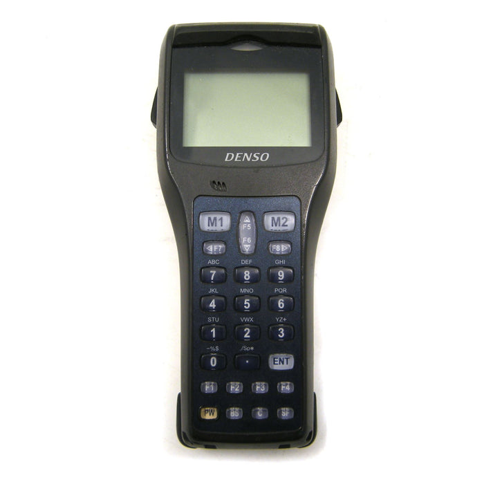 Denso BHT-300B 4MB Hand Held Terminal Barcode Scanner (Grey) Untested