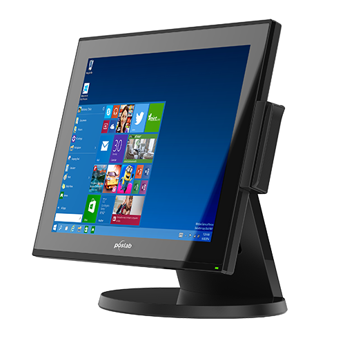 "PoSLab WavePoS66 15"" All-In-One Touchscreen Terminal"
