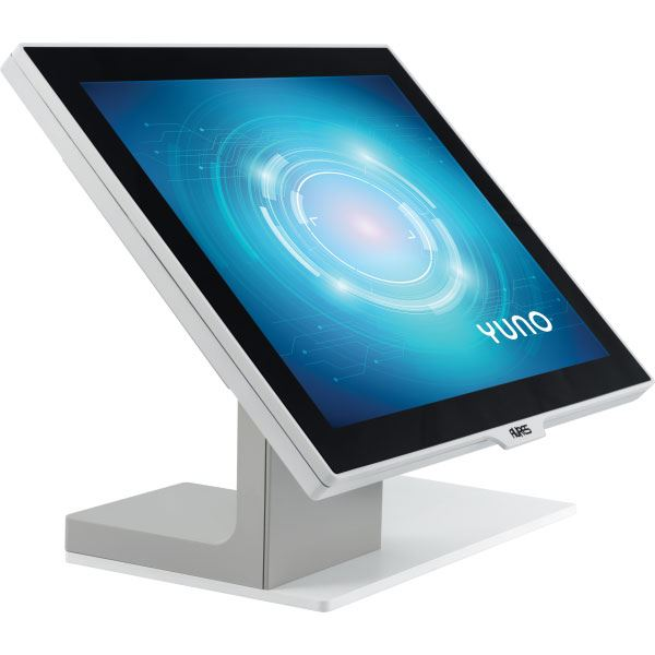 Aures Yuno All-in-One PoS Unit (PoS Ready 7) NEW [J1900, 4GB, 128GB SSD]