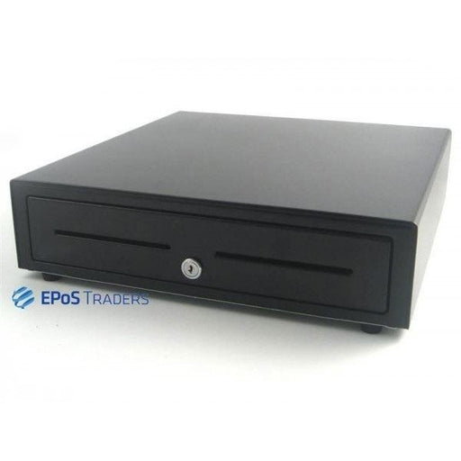 EC-410 Cash Drawer With Lockable Lid