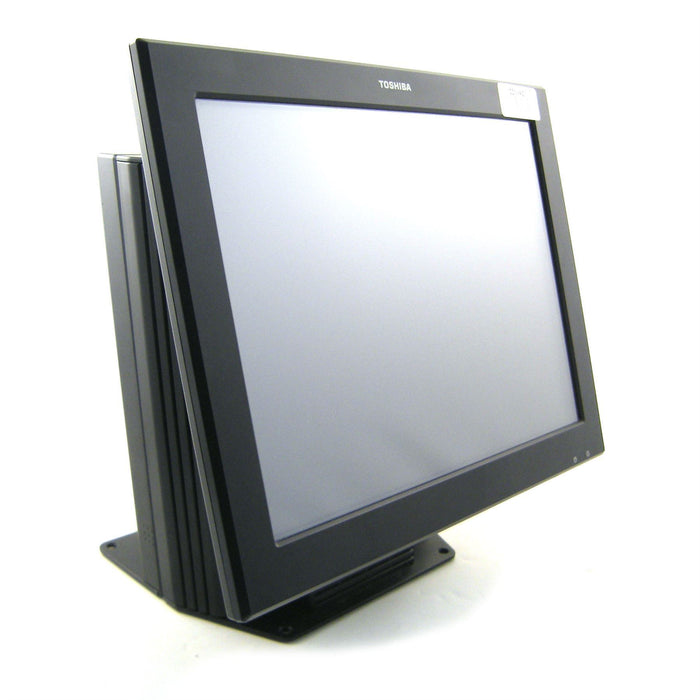"Toshiba ST-A10 15"" EPOS Terminal (Black - Cust Display) USED [XP, 80GB, 1GB]"