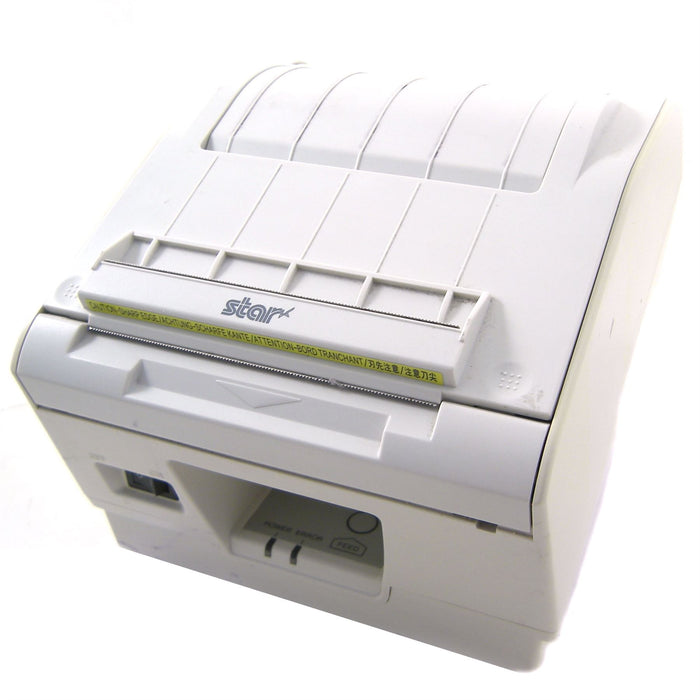 Star TSP800L Thermal Receipt Printer (White) USED [RS232 9 PIN & USB-B]