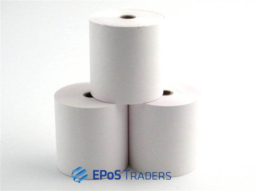 Box of 20 / 1PLY / Kitchen Printer Rolls 76 x 76 x 12mm