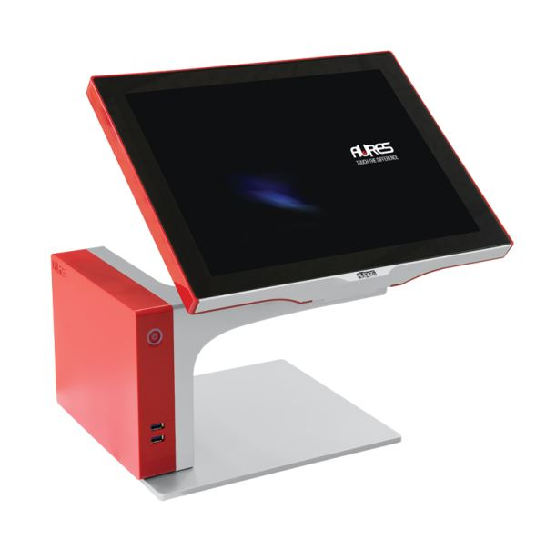Aures Sango All-in-One PoS Unit (PoS Ready 7) NEW [J1900, 4GB, 64GB SSD]