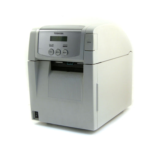 Toshiba B-SA4TP-GS12-QM-R Direct Thermal and Transfer Label Printer