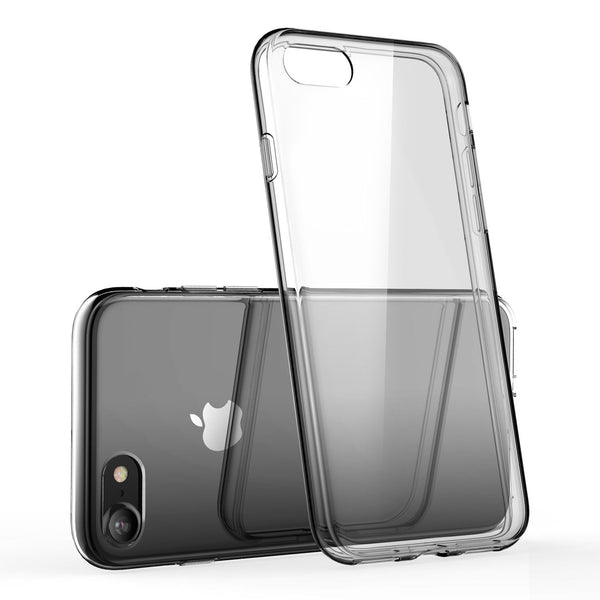 iPhone 8 / iPhone 7 Clear Case, [Anti-Discoloration] [Slim]