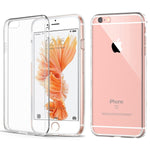iPhone 6S / 6 Clear Case, [Anti-Discoloration] [Slim]