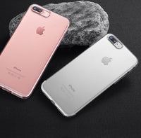 iPhone 8 Plus / iPhone 7 Plus Clear Case, [Anti-Discoloration] [Slim]