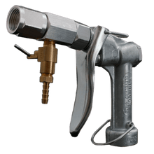 An image of a Tri-Con water/air combination nozzle system