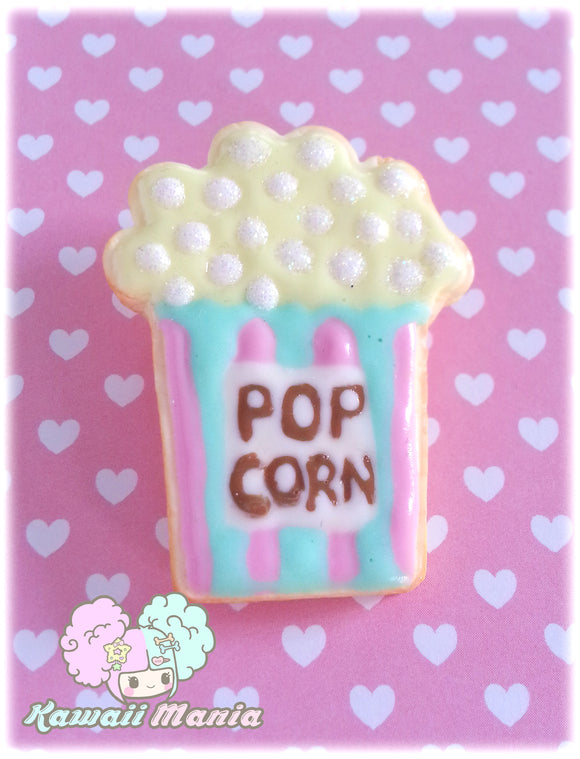 Broche Pop Corn