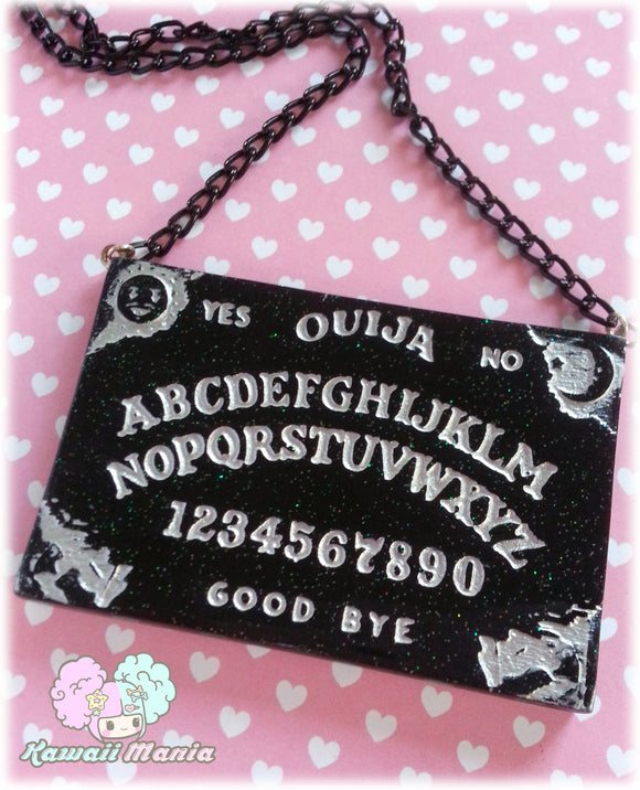Collier Planche OUIJA