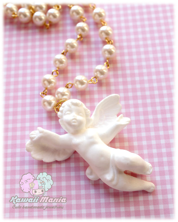 Collier Lovely Cherub