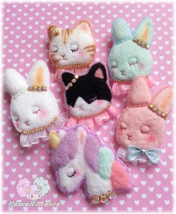 Broche Dreamy Animals