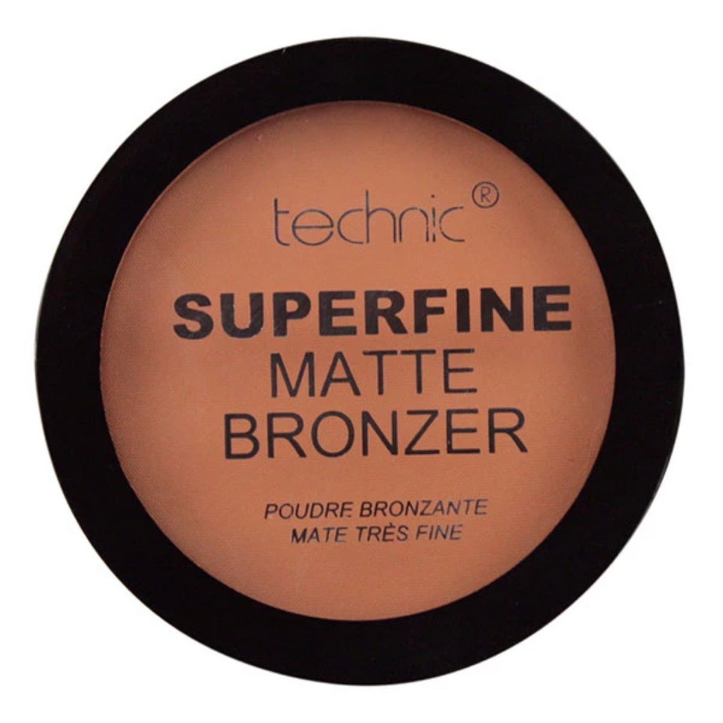 Bronceador mate Superfine-Medium