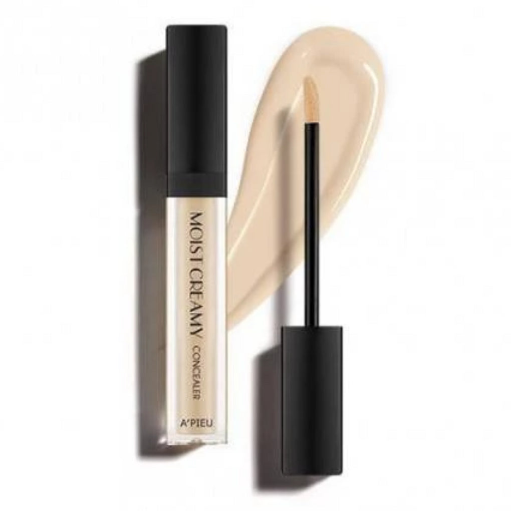 Moist creamy concealer-Nº5 - MAYLU BEAUTY TOOLS