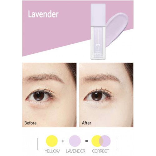 Tone control Corrector Color-Lavender - MAYLU BEAUTY TOOLS