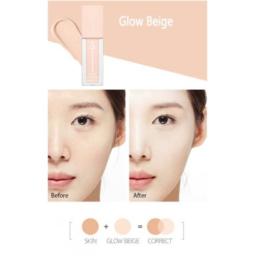 Tone control Corrector Color-Glow Beige - MAYLU BEAUTY TOOLS