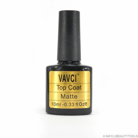 Top Coat Mate-Esmalte Gel Semipermanente